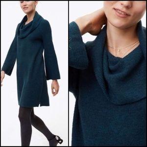 🆕️NWT. LOFT Cowelneck Sweater Dress!